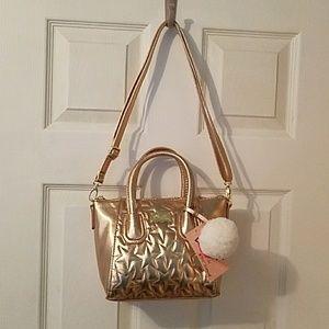 Betsey Johnson mini satchel-NWT